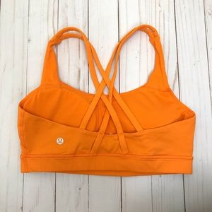 Lululemon Energy Sports Bra Pizzaz